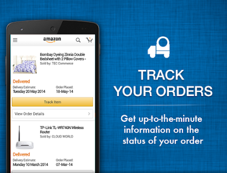 Amazon India Shopping 6.1.4.300 screenshot 249711