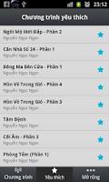 Screenshot of Truyen Ma Nguyen Ngoc Ngan Mp3