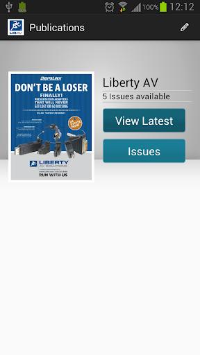 LibAV Catalog