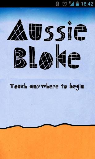 Aussie Bloke