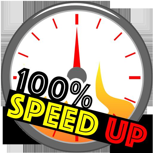 100%加快手機助推器 工具 App LOGO-硬是要APP