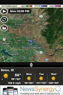 KBOI Local Mobile News - screenshot thumbnail