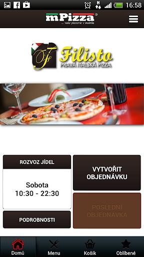 Pizzerie Filisto