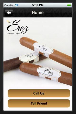 Erez Premium Cigars