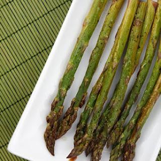 Balsamic- Roasted Asparagus