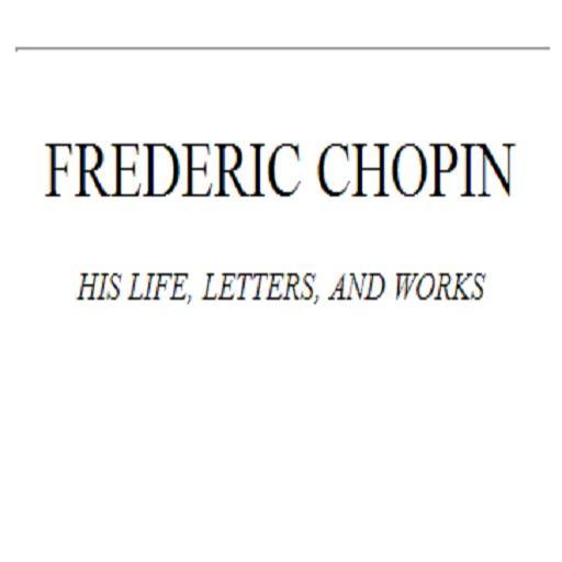 FREDERIC CHOPIN 書籍 App LOGO-APP試玩