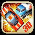 Traffic Panic 3D icon