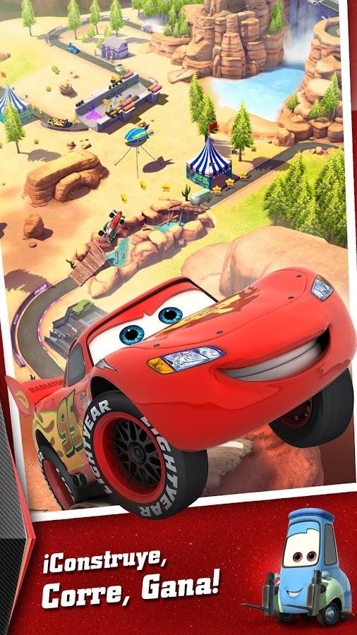 Cars: Rápidos como el Rayo - screenshot