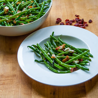 Holiday Green Beans.