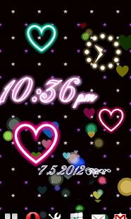 Neon Flow! Live Wallpaper - screenshot thumbnail