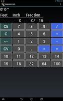 Screenshot of Carpenter's Calculator
