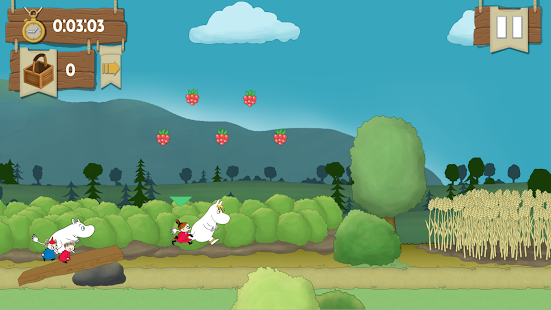 Moomin Adventures: Jam Run- screenshot thumbnail