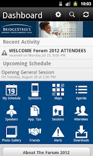The Forum 2012 - screenshot thumbnail