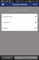 Screenshot of Mobile PNB