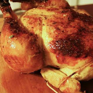 How to Make Roast Chicken.