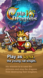 Cats vs Dragons Screenshot 6
