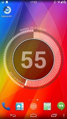 Battery LiveWallpaper HD - screenshot