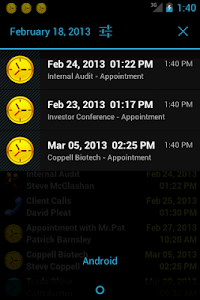 My Appointment Manager screenshot 7