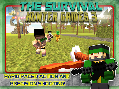 The Survival Hunter Games 3