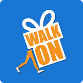 WalkOn - Earn Fitness Rewards