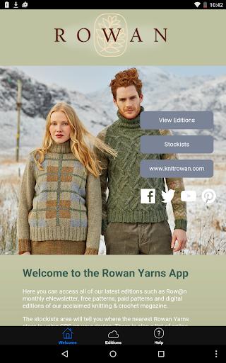 Rowan Yarns