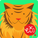 Tiger Story: ABC of Ecology icon