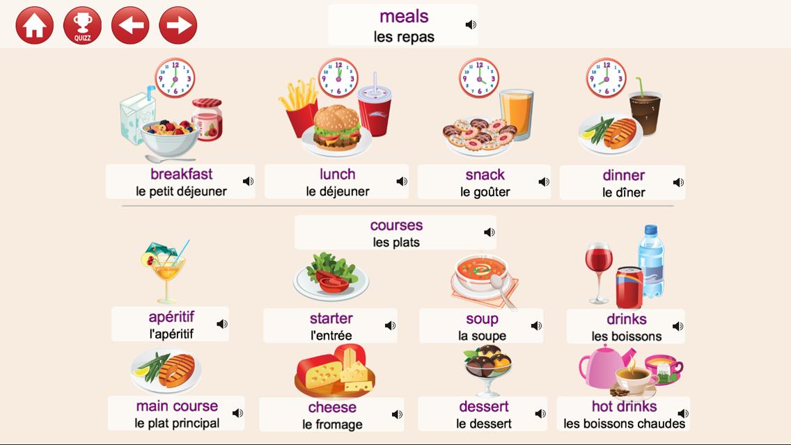 vocabulaire nourriture anglais hk09 jornalagora