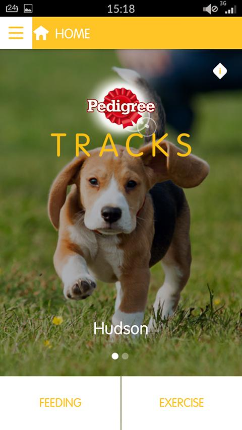 Pedigree Tracks- screenshot