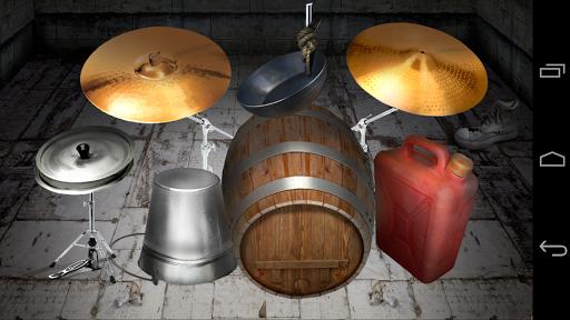 【免費音樂App】Garage Drummer-APP點子