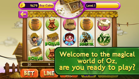 Slots Wizard of Oz 1.0.9 screenshot 38144