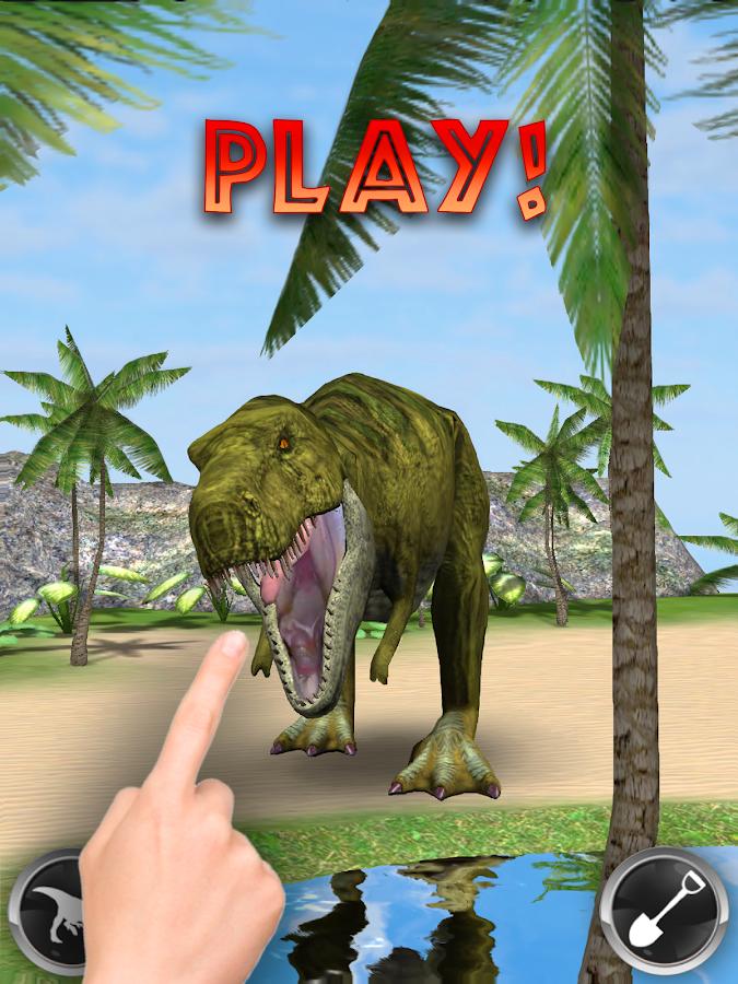 Dino Digger - screenshot
