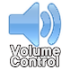 Sound Volume control Widget