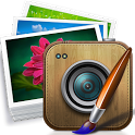 Photo editor plus icon