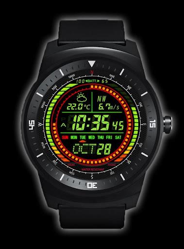 F02 WatchFace for LG G Watch R