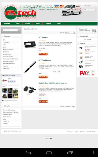 【免費購物App】Eltech Electronics Online-APP點子