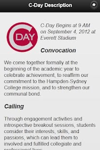 CDay 2012 - screenshot thumbnail