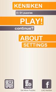 KenKen Classic II - screenshot thumbnail