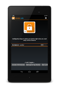 Automaton Locker-Smarter lock - screenshot thumbnail