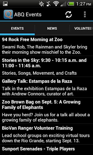 Albuquerque News Events