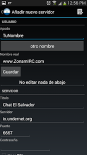 Chat El Salvador- screenshot thumbnail