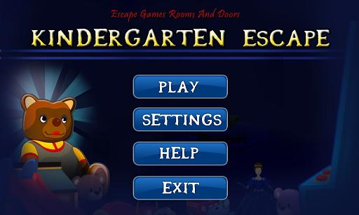 kindergarten-Toys Escape game