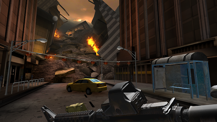 Godzilla: Strike Zone - screenshot