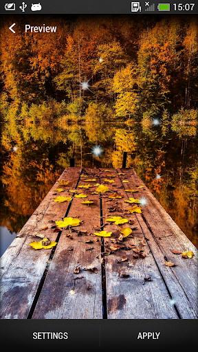 秋 動態壁紙
