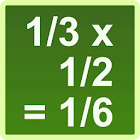 Fractions Calculator icon