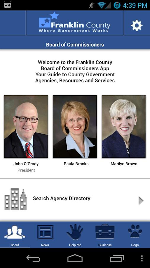 Franklin County - screenshot