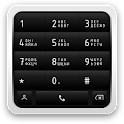 exDialer Darkest theme icon