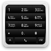 exDialer Darkest theme