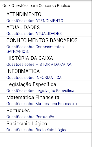 Quiz Questoes Conc Publico Pro