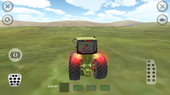 【免費賽車遊戲App】Real Farm Tractor Simulator 3D-APP點子