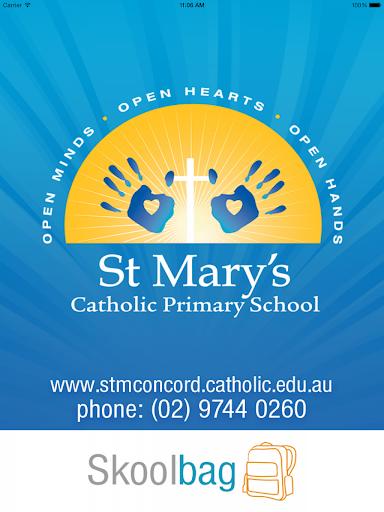 St Mary's Catholic Concord